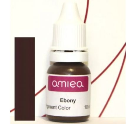 ПИГМЕНТ AMIEA DERMA SAFE BROWN 178 EBONY 10 МЛ